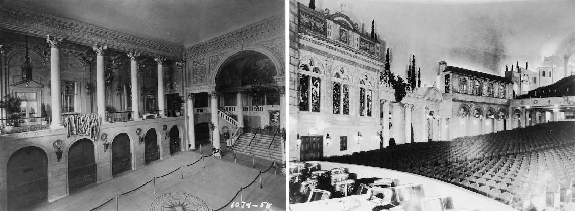 vintage stanley theater photos jersey city
