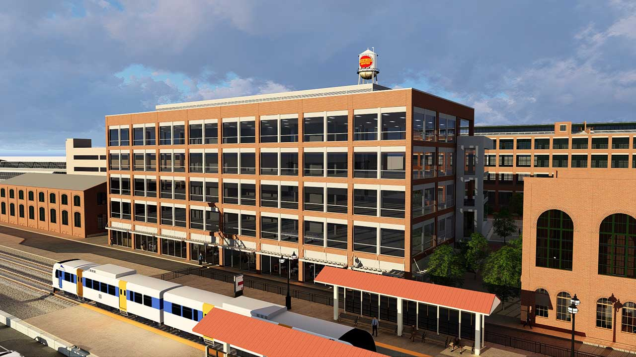Former Trenton Industrial Complex Being Transformed Into