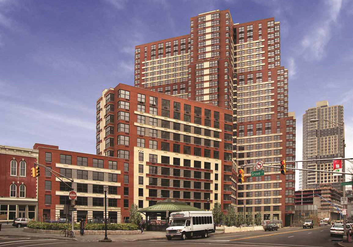 grove pointe condos for sale jersey city