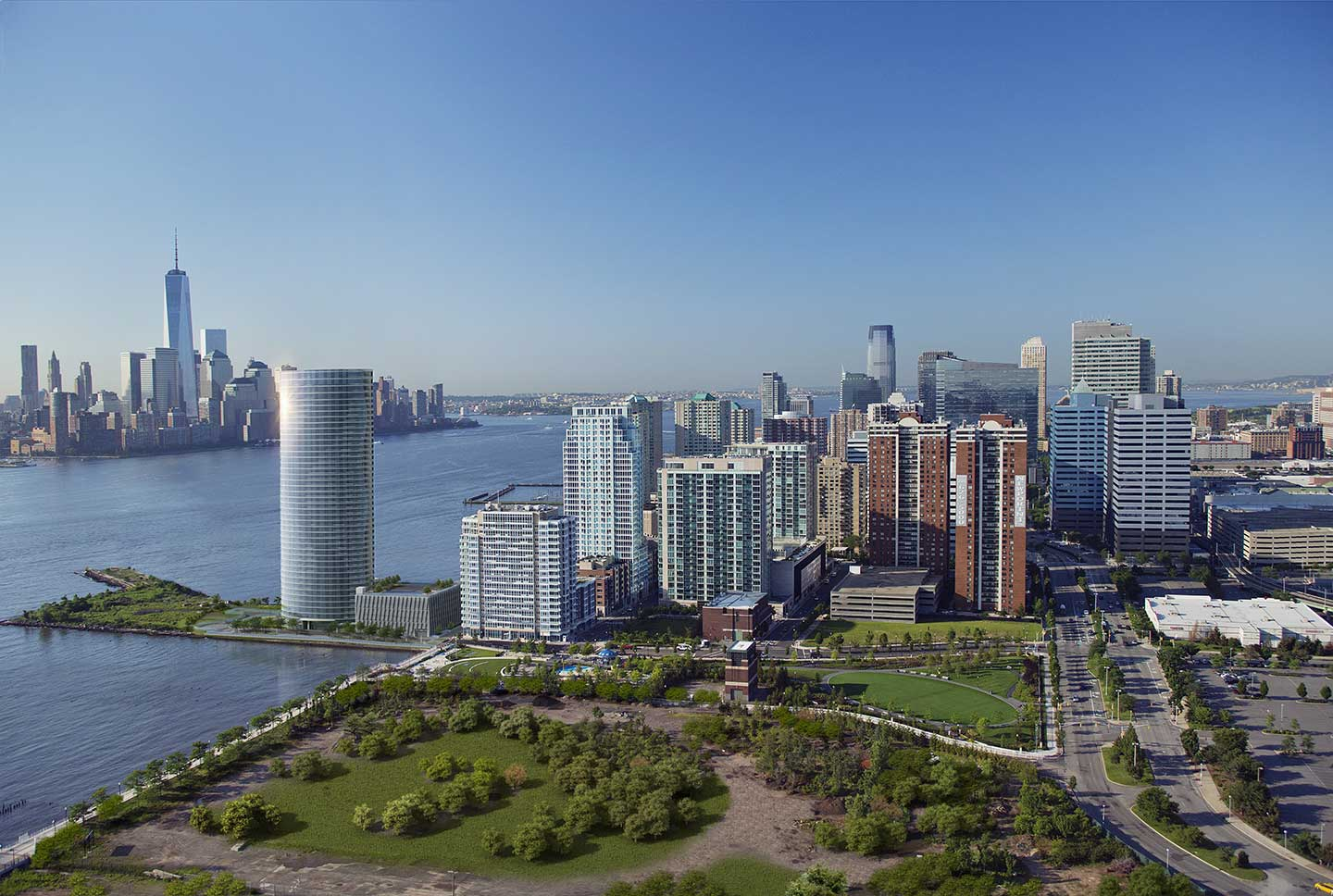 Studio Apartment Jersey City the $2,600 studio: lefrak releases pricing for latest newport