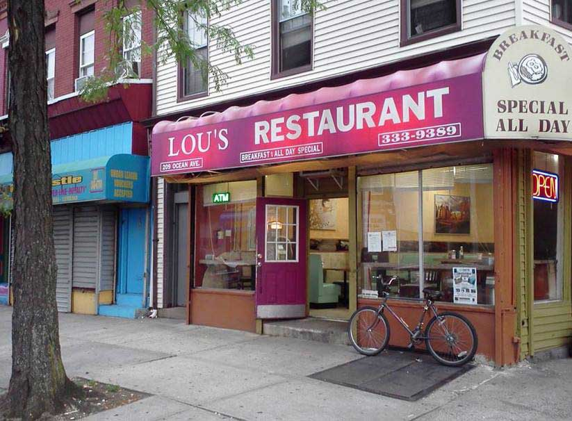 lous restaurant 209 ocean ave jersey city