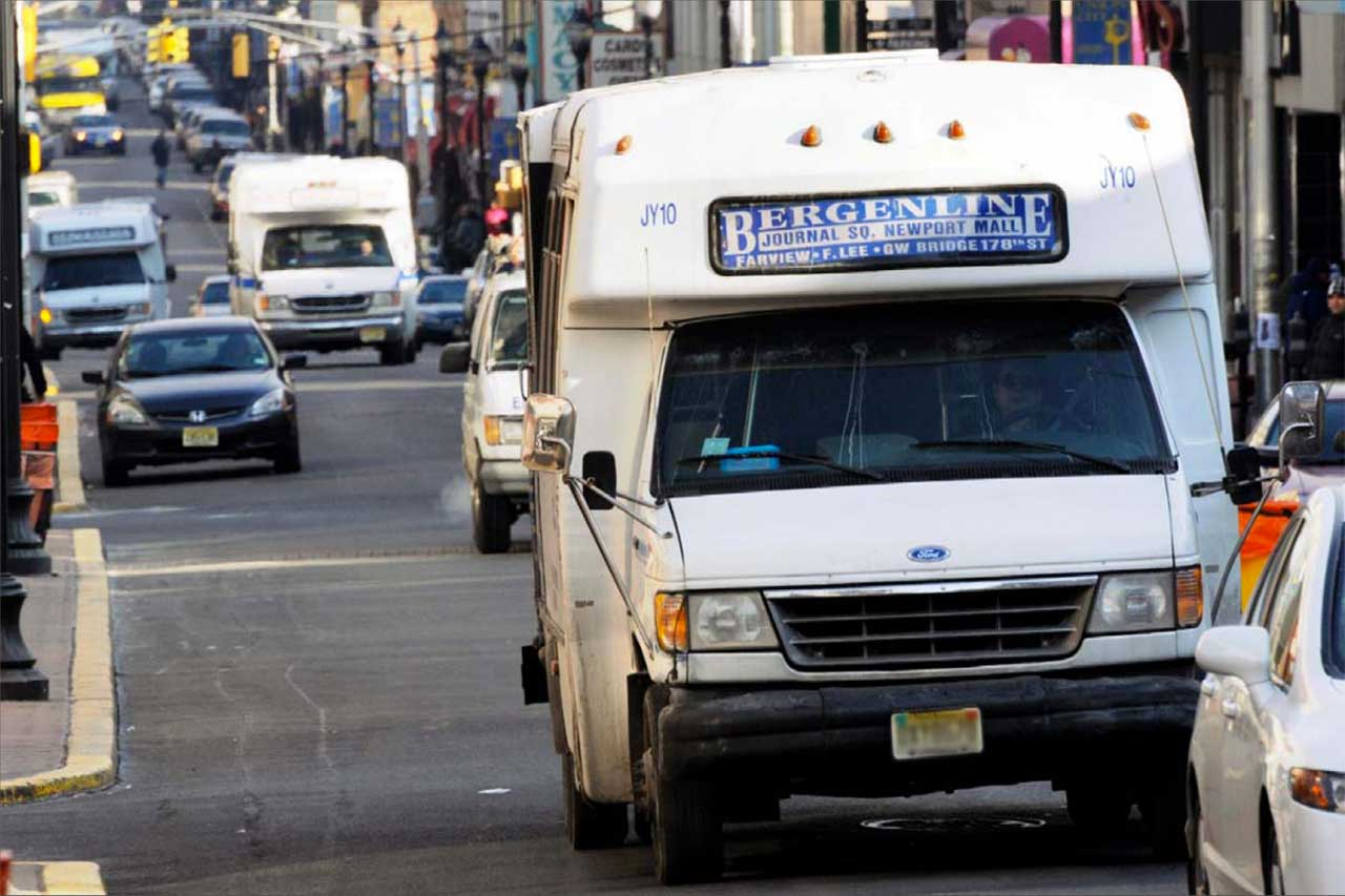 A Beginner's Guide to Riding the Jitney: New Jersey's Private