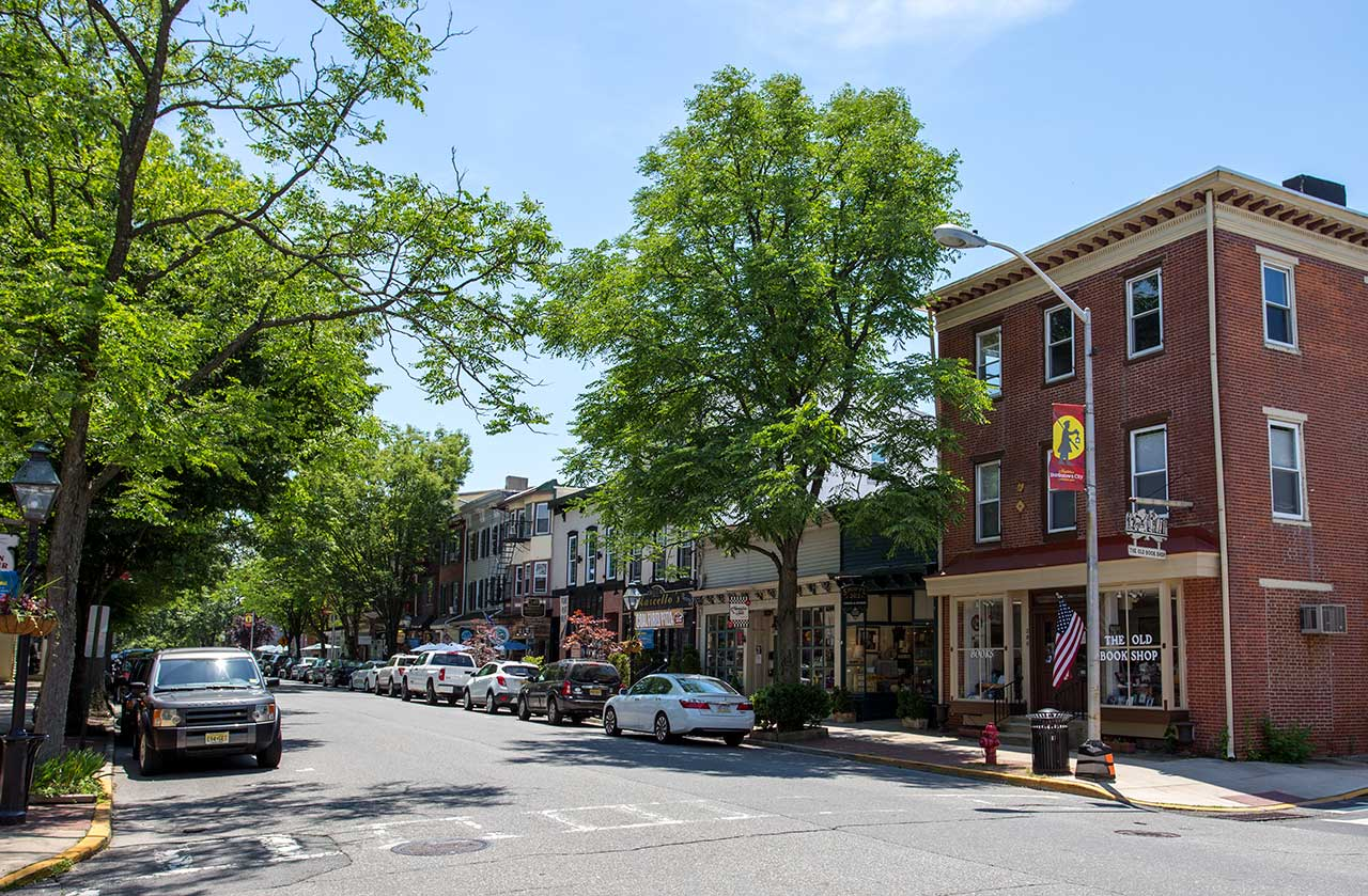 Trips By Transit Bordentown A Quaint Riverside City With
