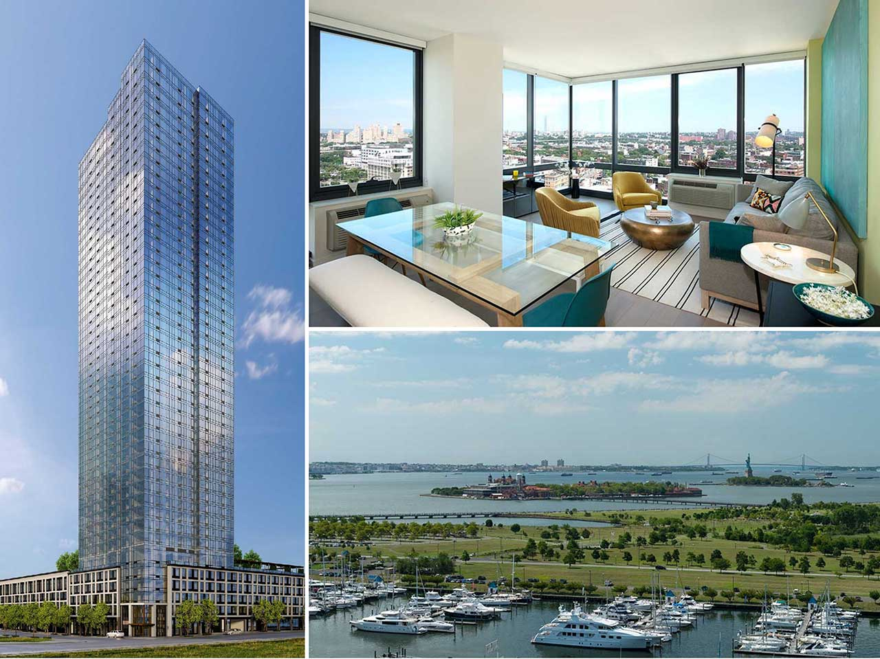 Jersey City's Vantage Opens Leasing Office, Unveils Model ...
