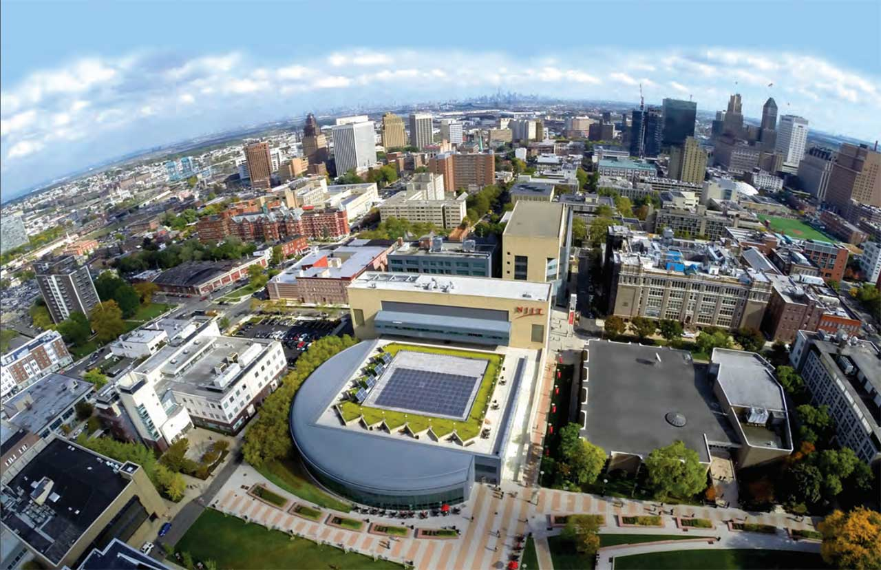 njit newark campus expansion
