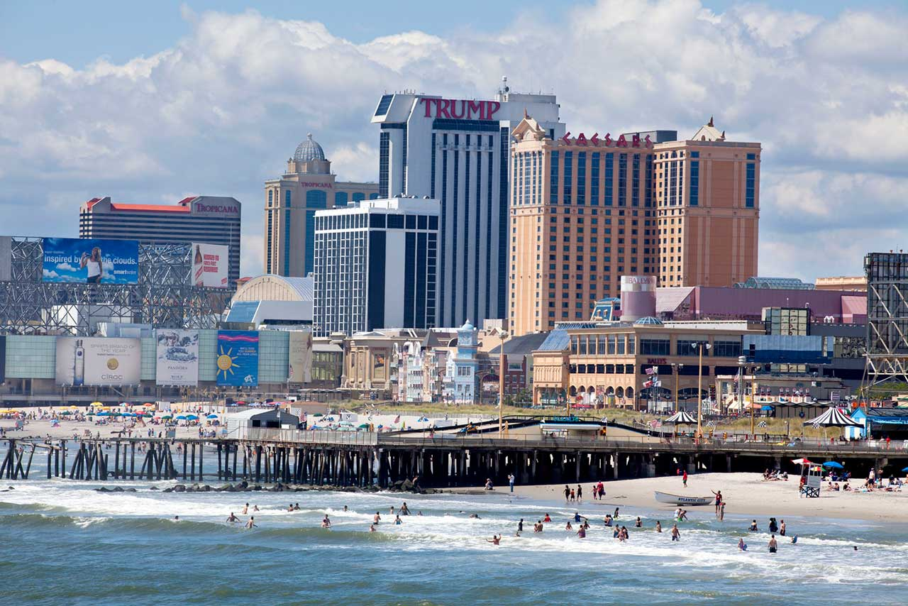 Atlantic City Prepares To Dynamite The Trump Plaza Hotel