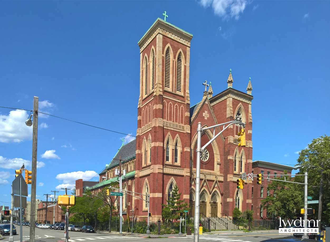 380 Montgomery Street Jersey City Church Conversion
