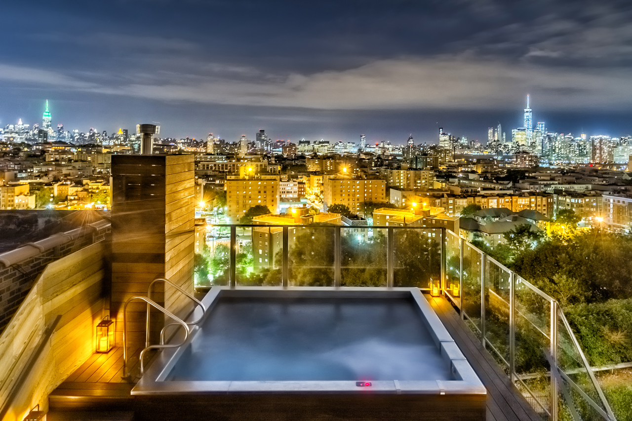 272 Ogden Avenue The Heights Jersey City Pool 3