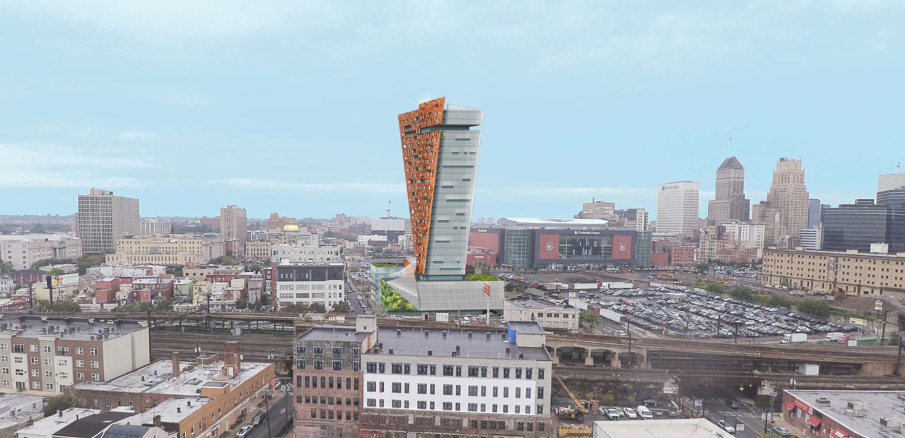 half off da0ee 0bdf4 New Tower Could Rise Near Newark's Prudential Center ...