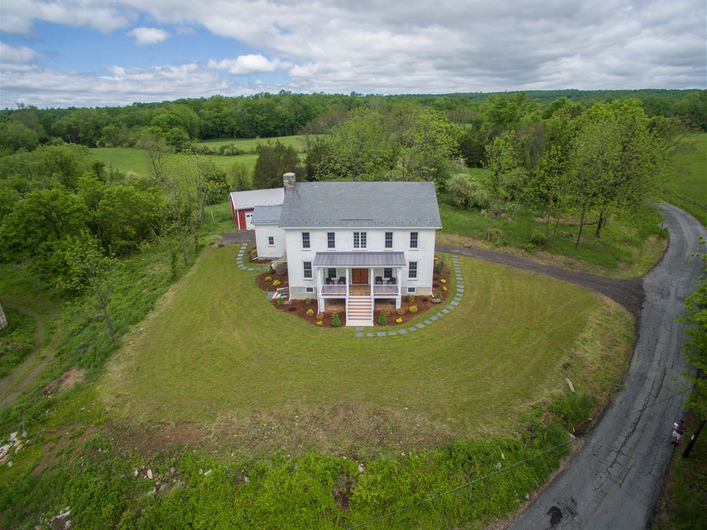 12 Old Orchard Road Hardwick Aerial 5