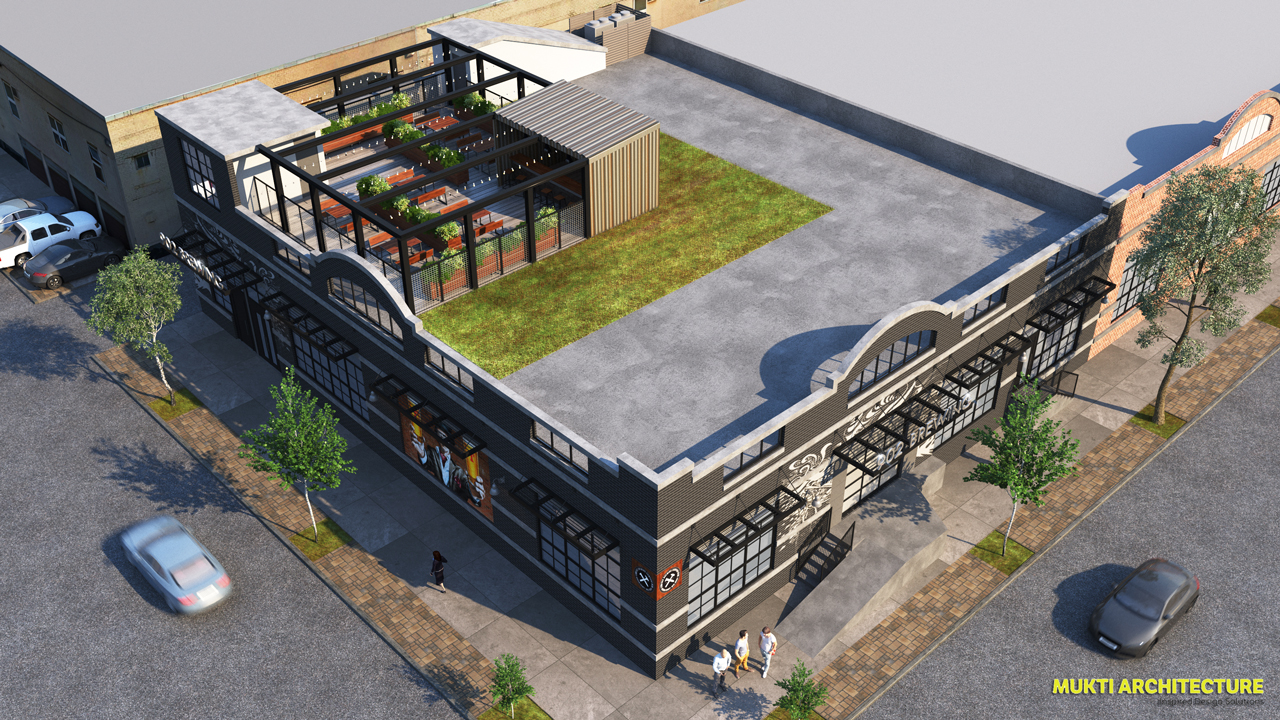 Plans Revealed for 902 Brewing's Full-Scale Brewery and Tap Room in Jersey  City