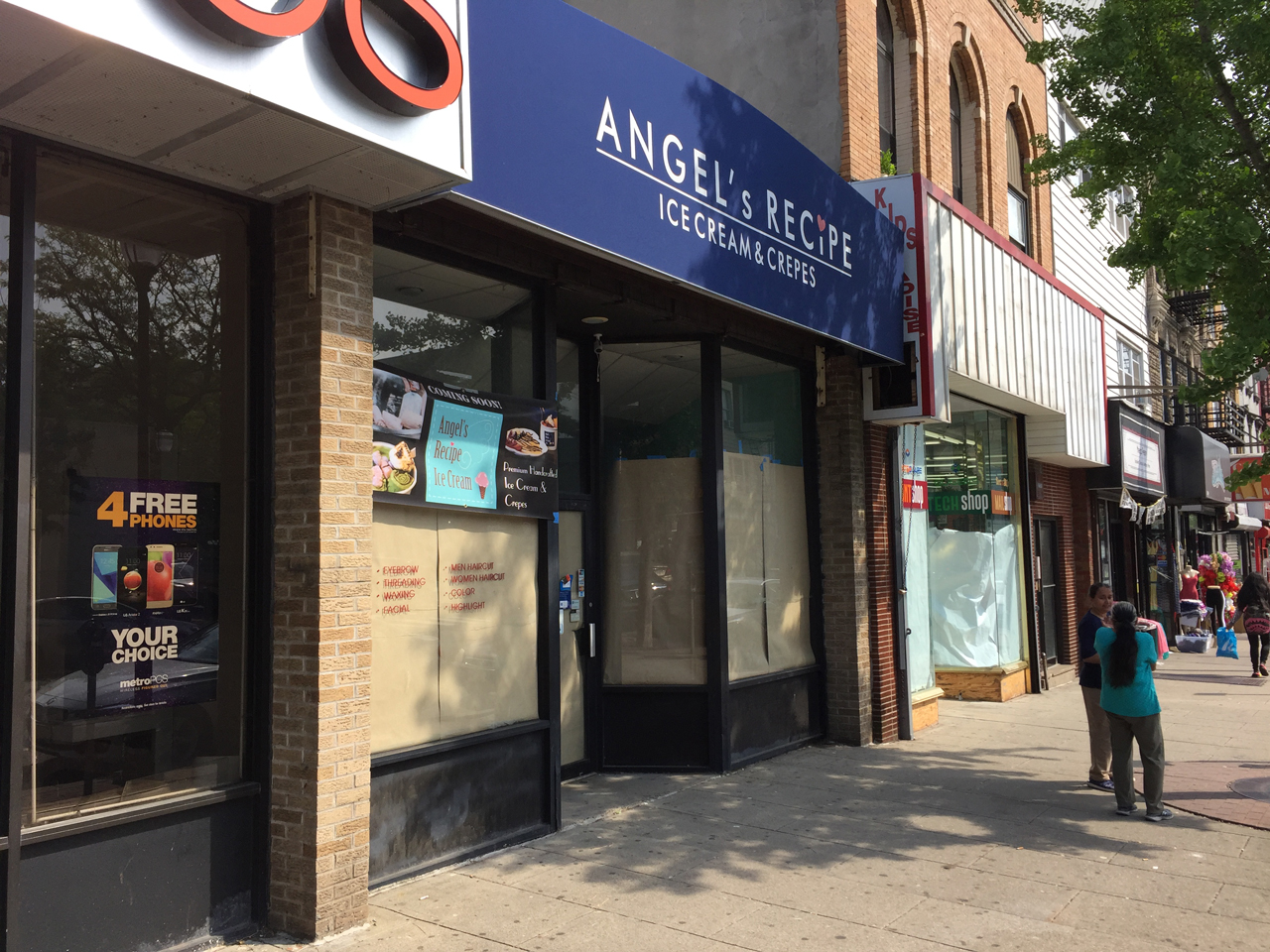 Angel's Recipe Ice Cream Moving to The Heights | Jersey Digs