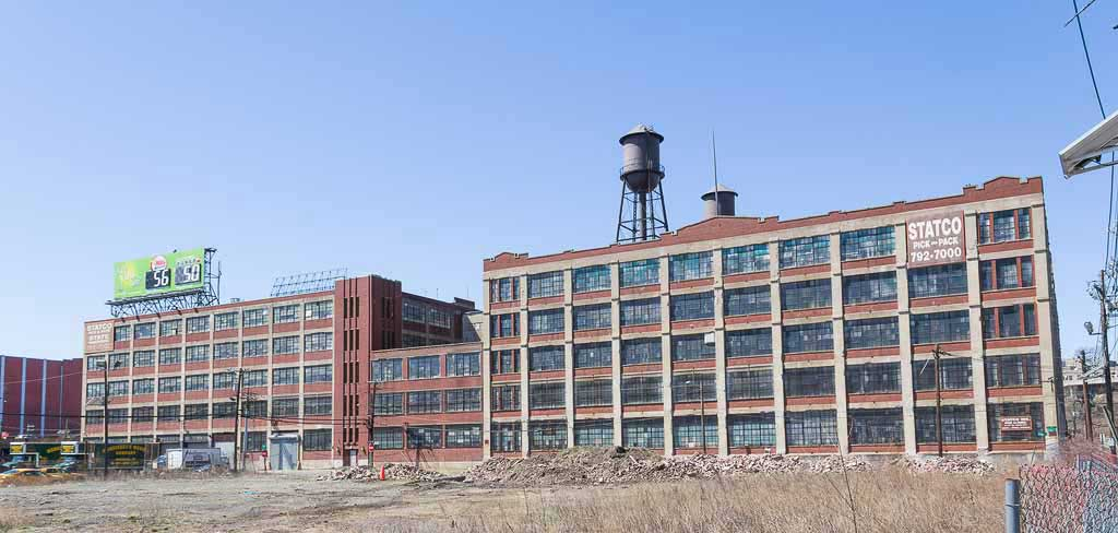 Emerson Radio Jersey City Mixed Use Factory