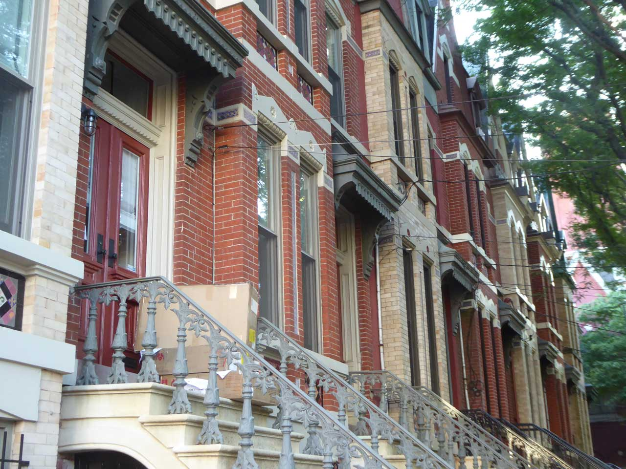Brownstones Downtown Jersey City