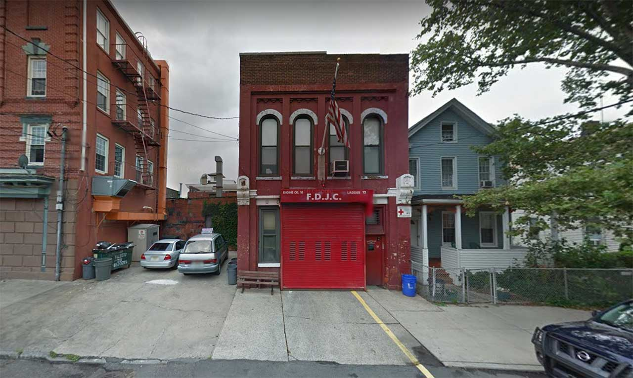 New Firehouses Jersey City