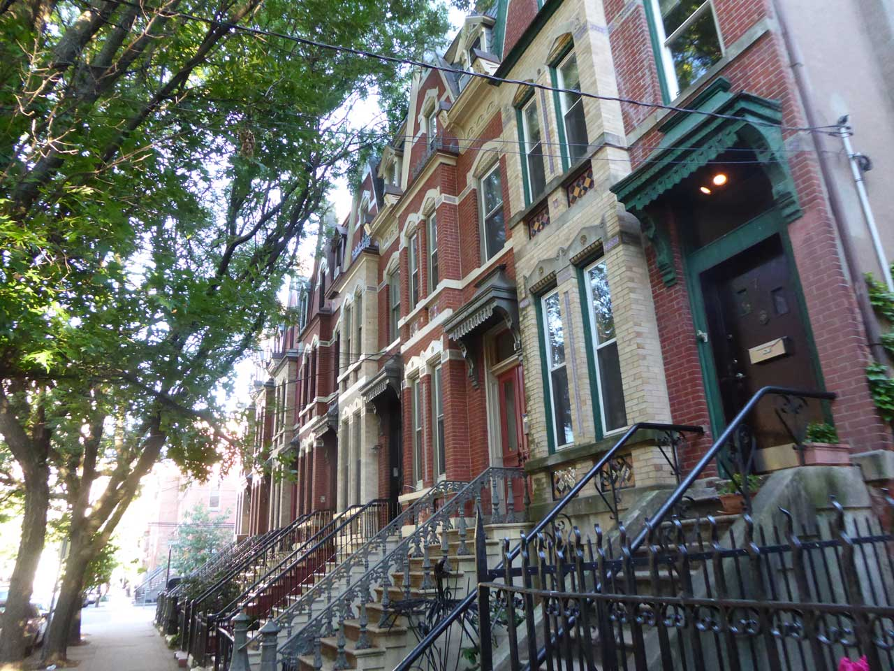 Downtown Townhouses Jersey City