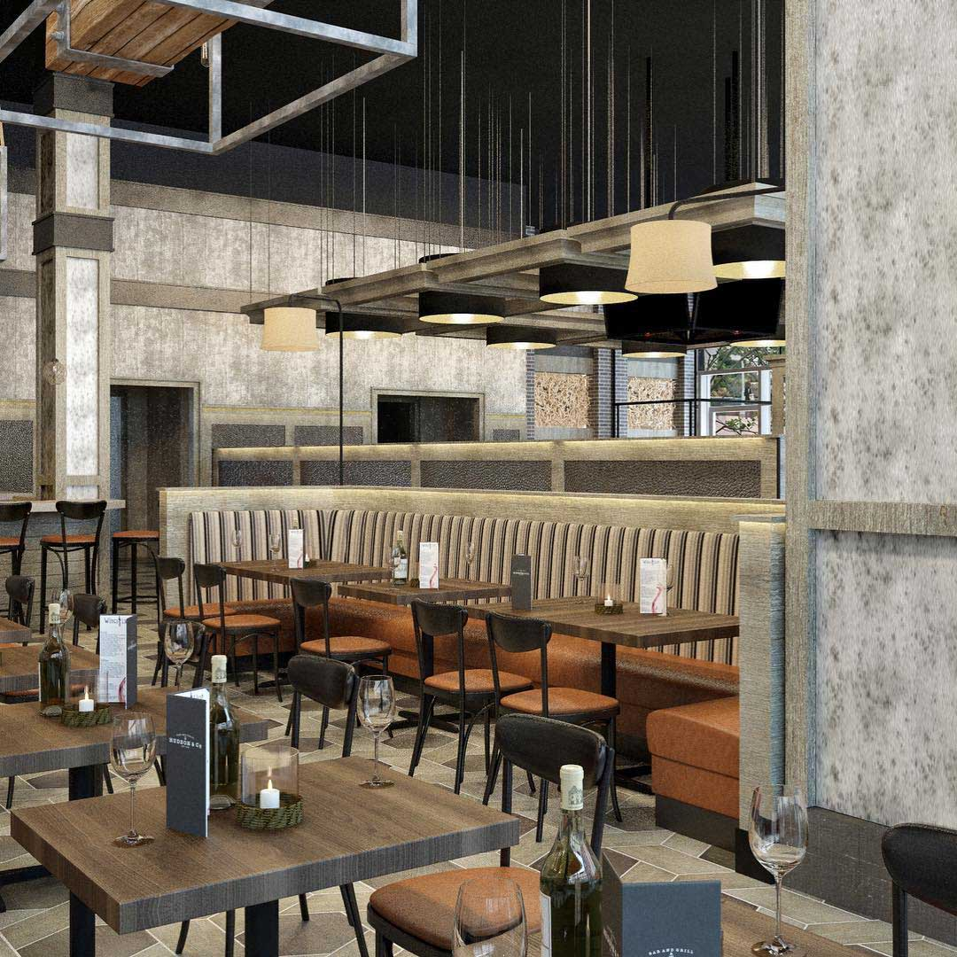 A Look At Hudson Co Bar And Grill Debuting Soon In