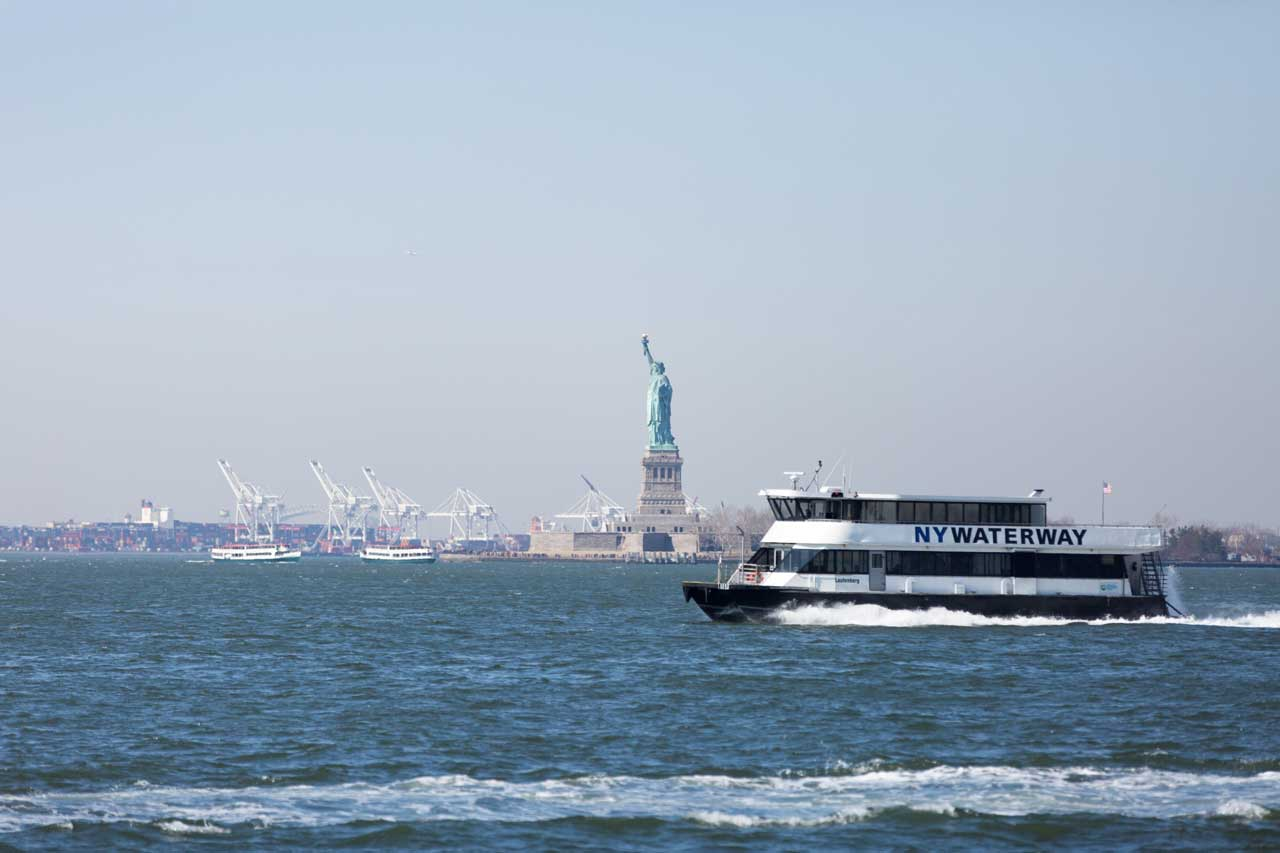 New Jersey Ferry Service
