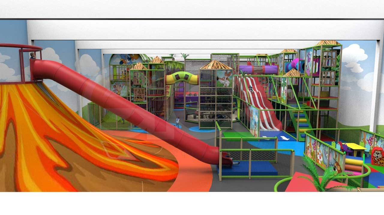 Rise And Grow Indoor Playground Secaucus