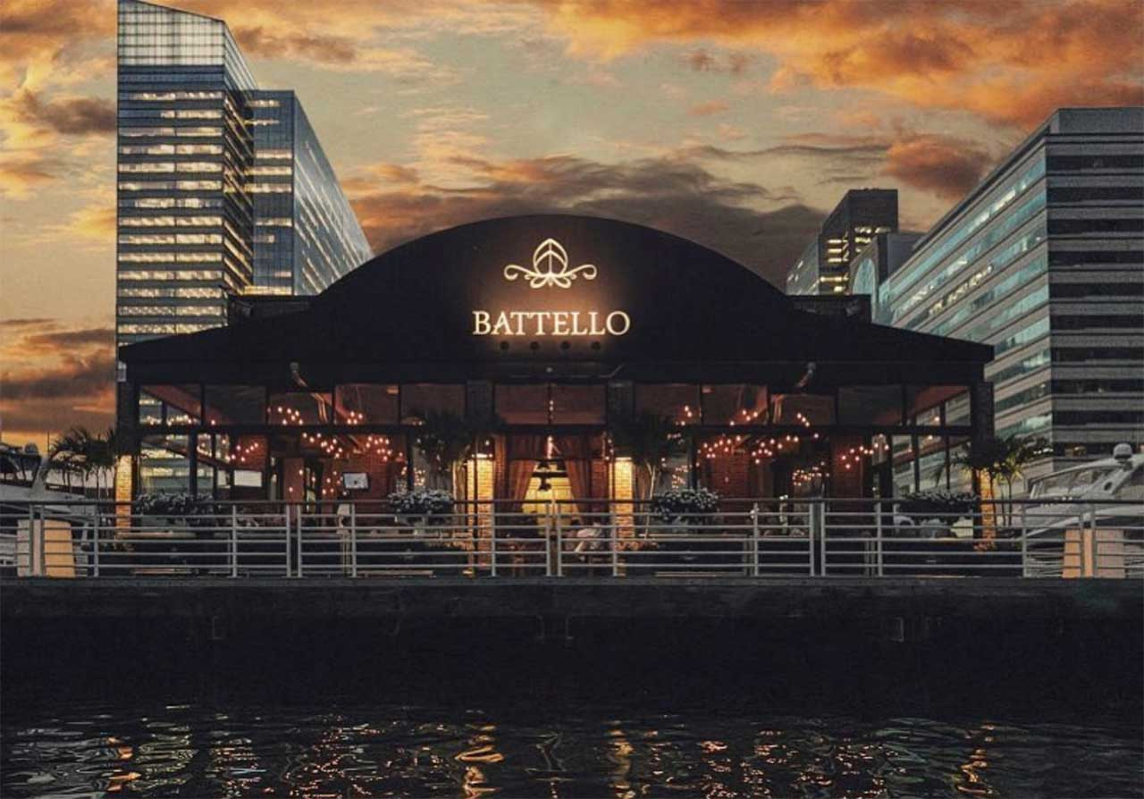 Battello Reopening Downtown Jersey City