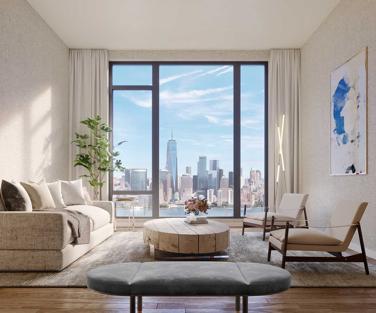 99 Hudson Condos For Sale Jersey City 9