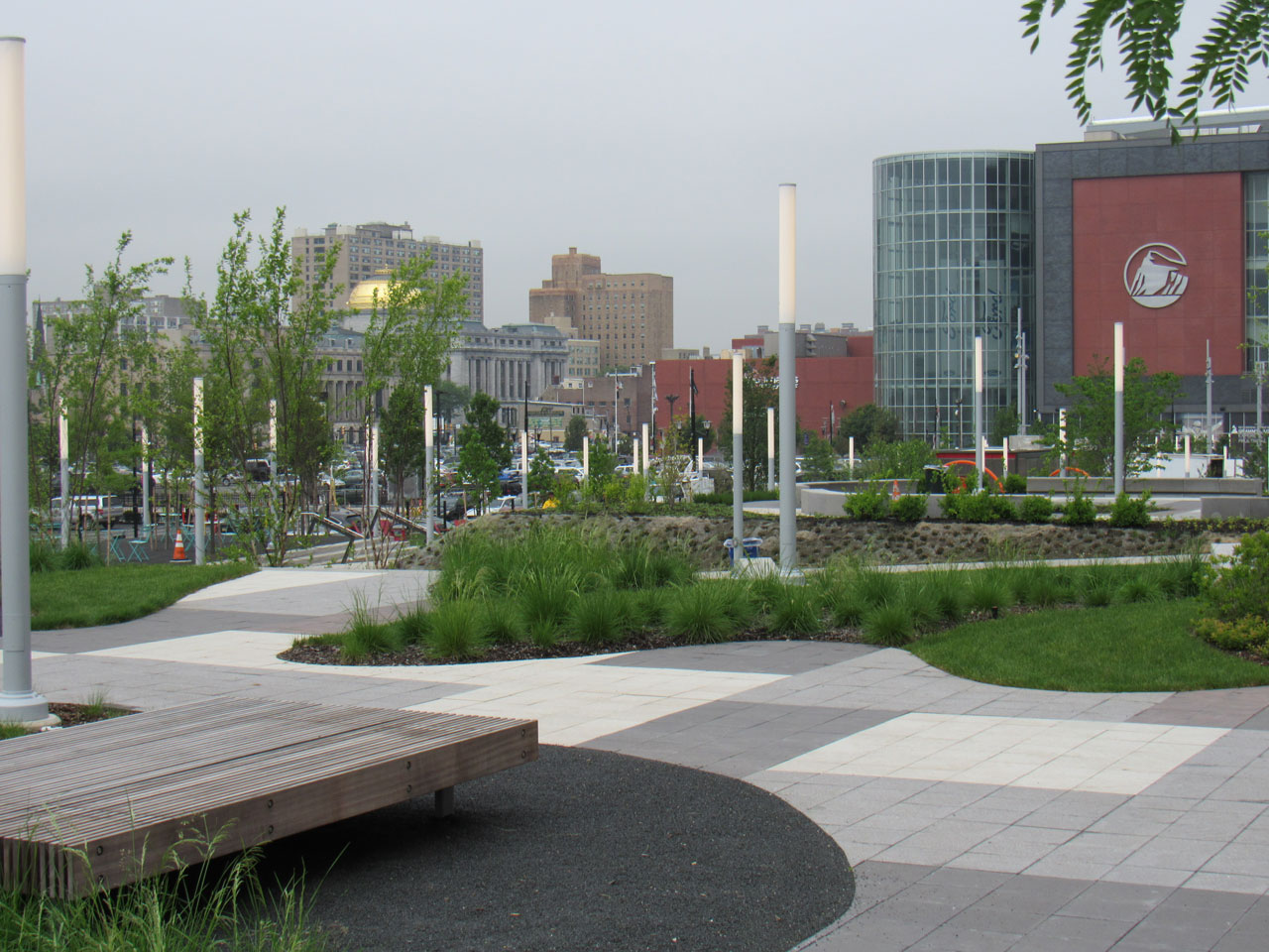 Mulberry Commons Park Newark 4