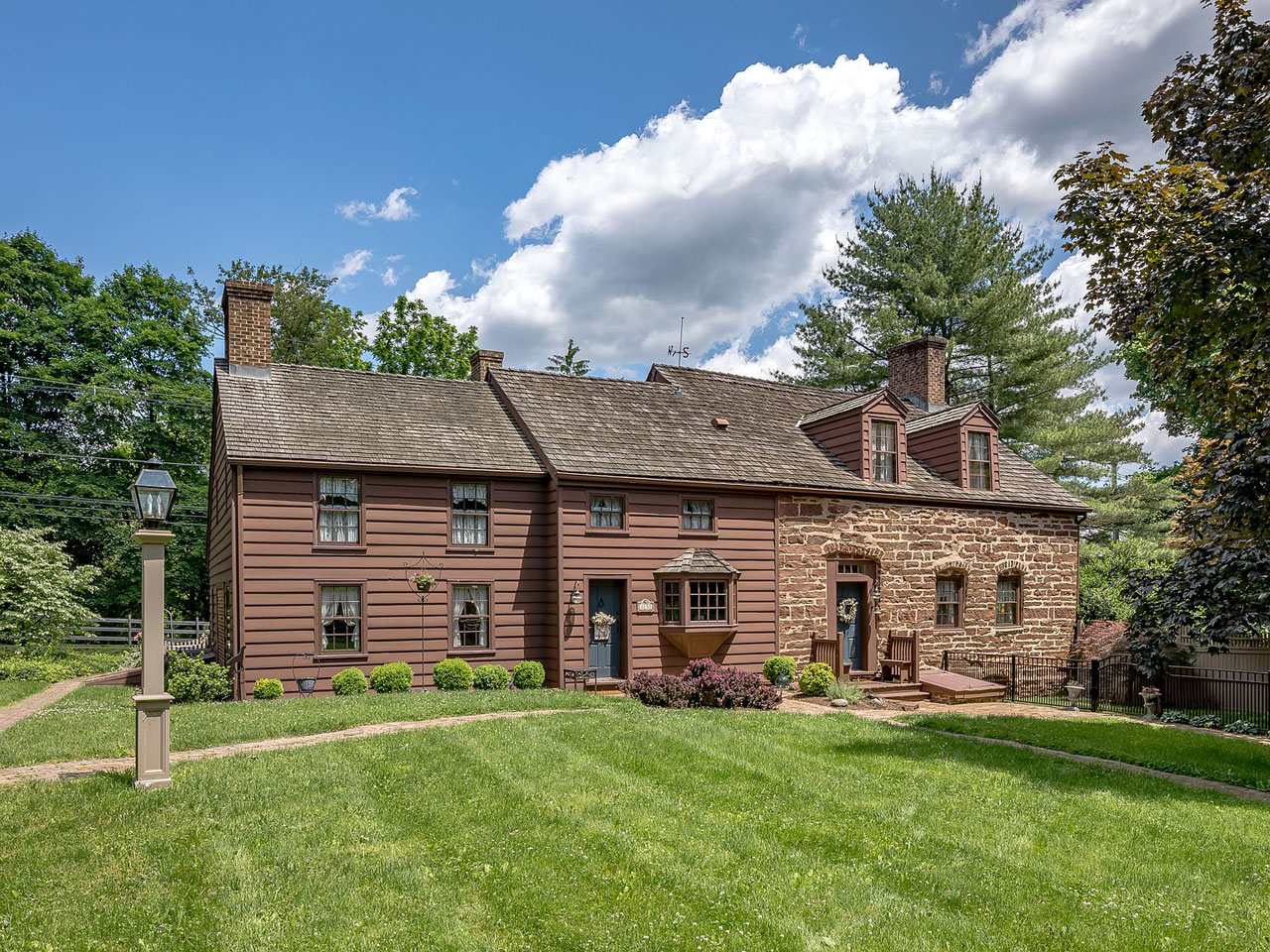 3115 Valley Road Historic Home For Sale Basking Ridge 1