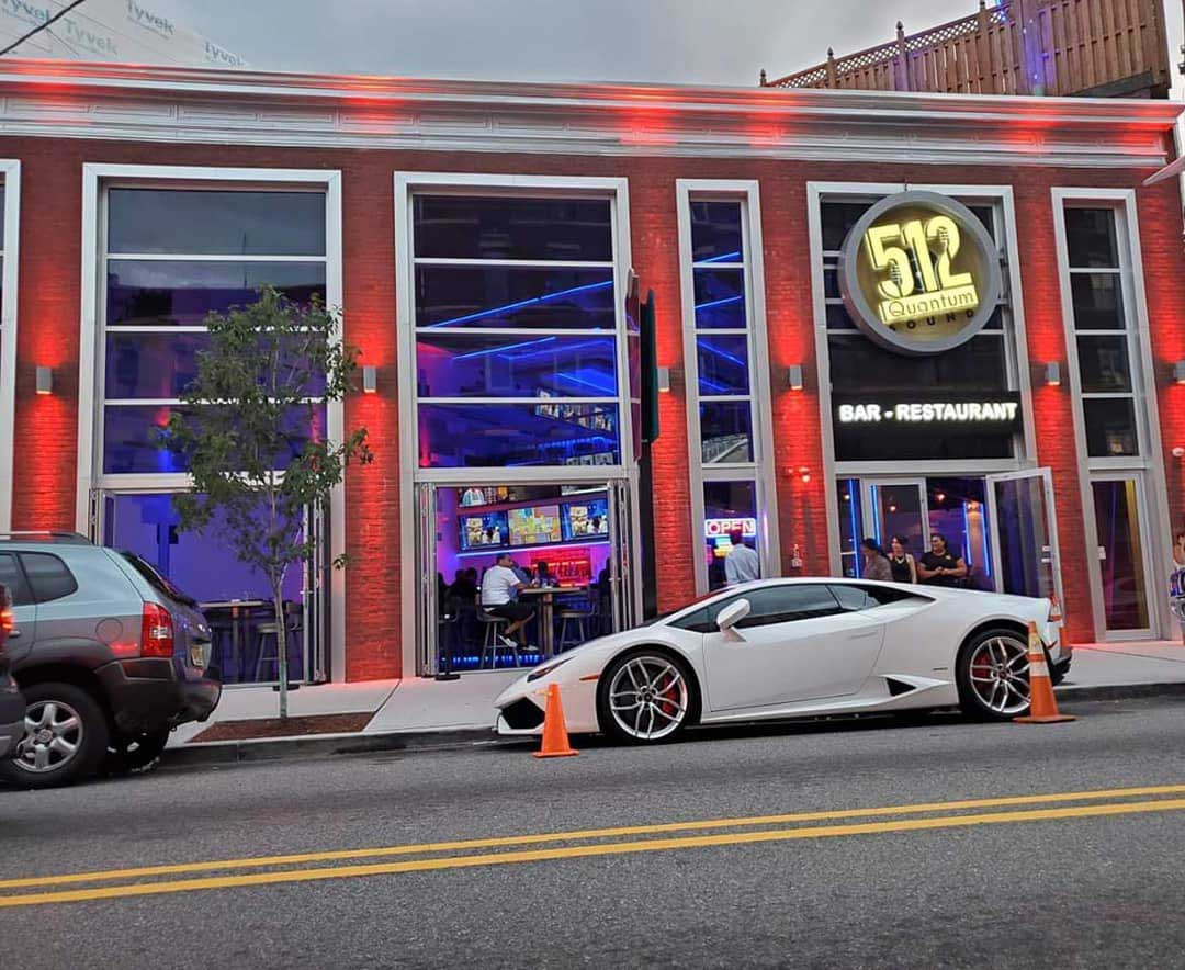 512 Quantum Sounds Paterson Plank Road Jersey City Heights Opens