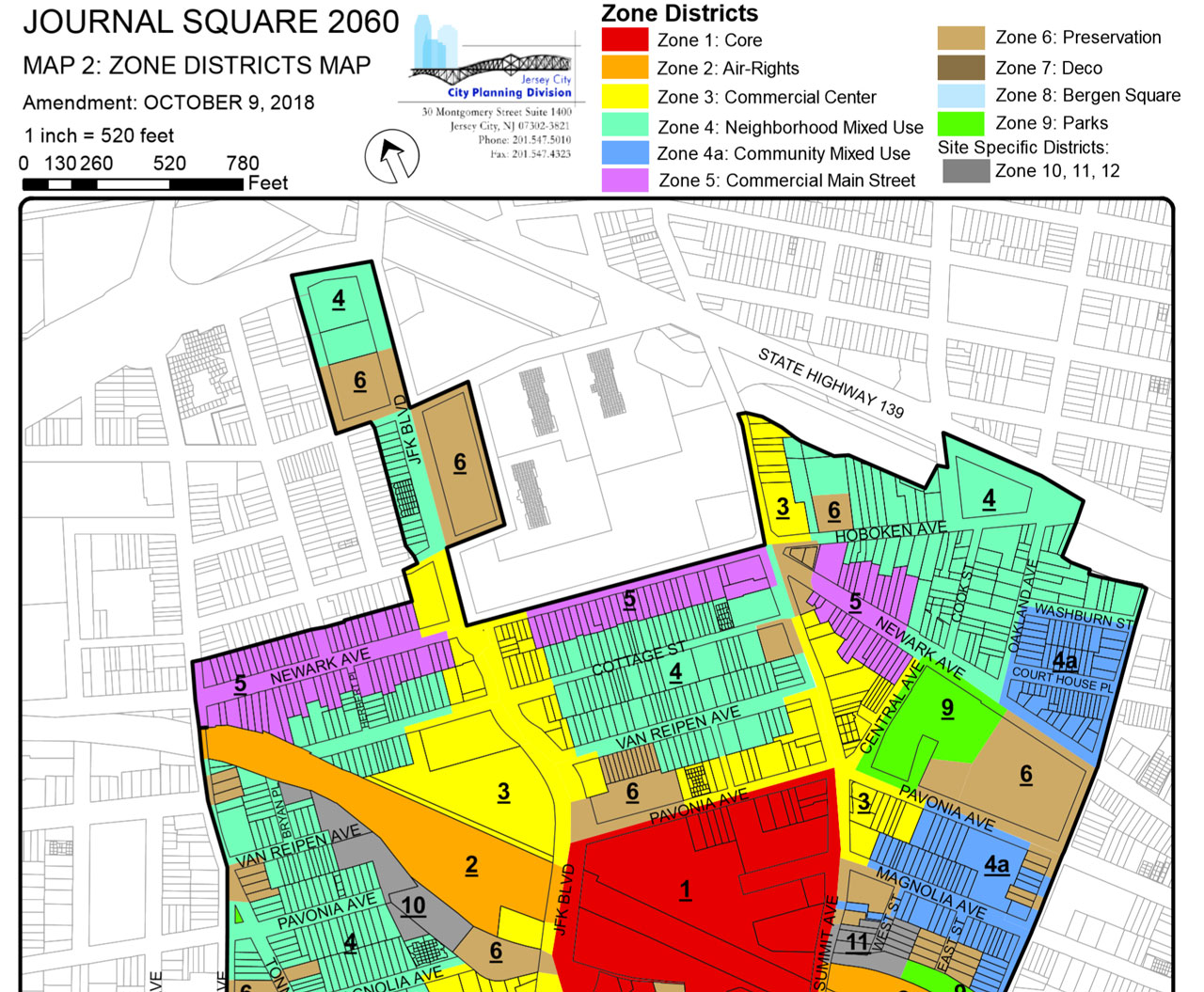 Journal Square 2060 Redevelopment Plan Jersey City