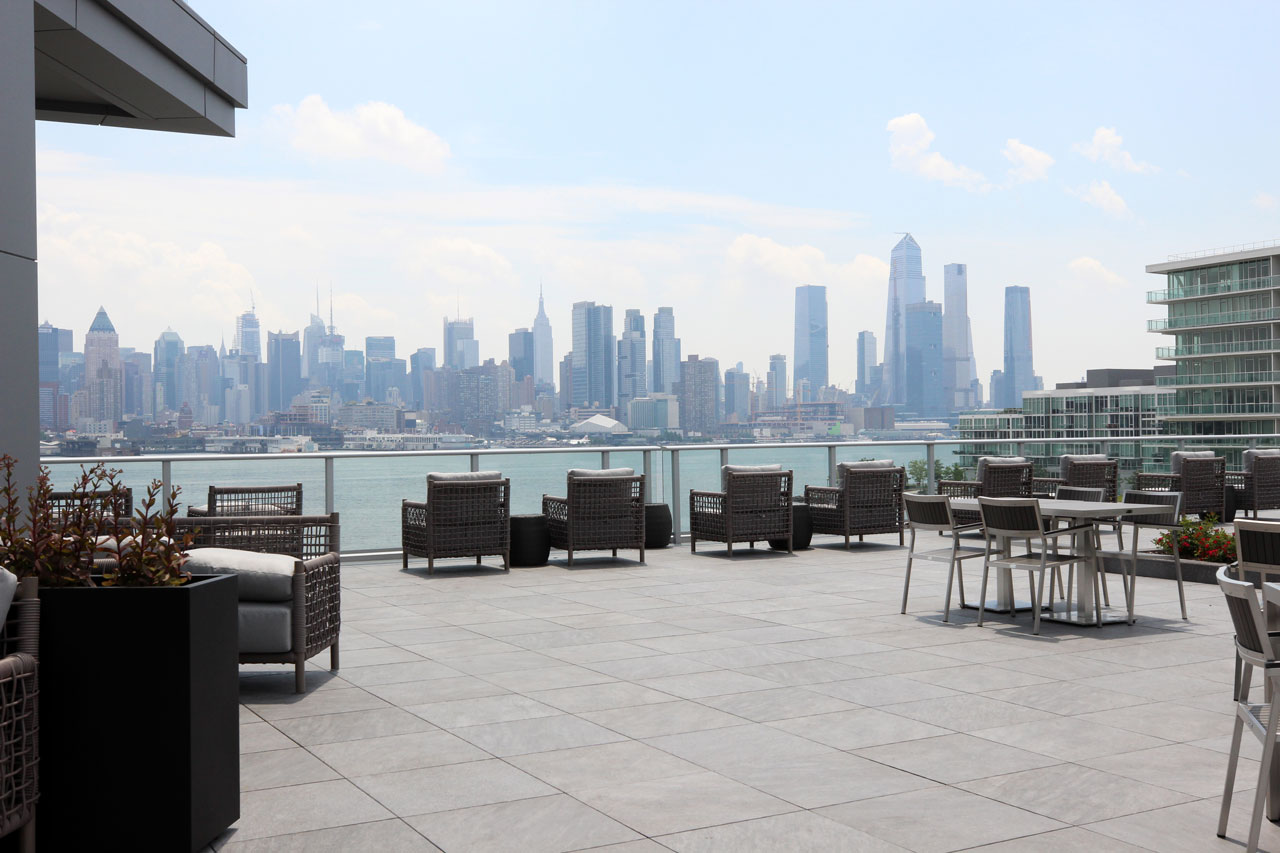 Nohu Bar And Restaurant Tops New Weehawken Hotel Wows With