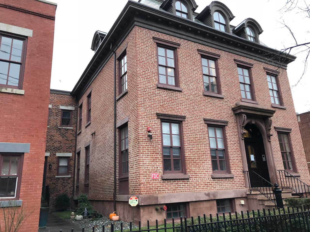 Historic Downtown Weekend Walk Jersey City 16