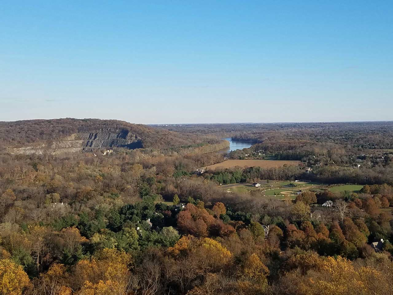 Moores Station Quarry Hopewell New Jersey