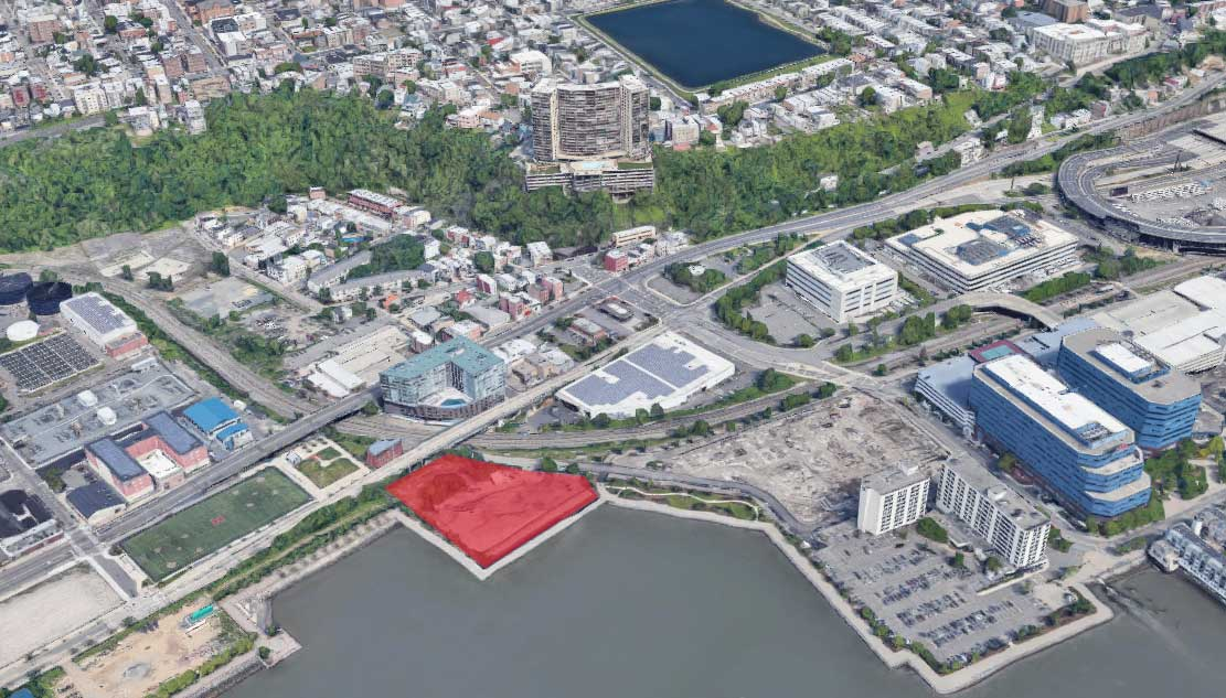 14 Story Tower Proposed In Lincoln Harbor Weehawken