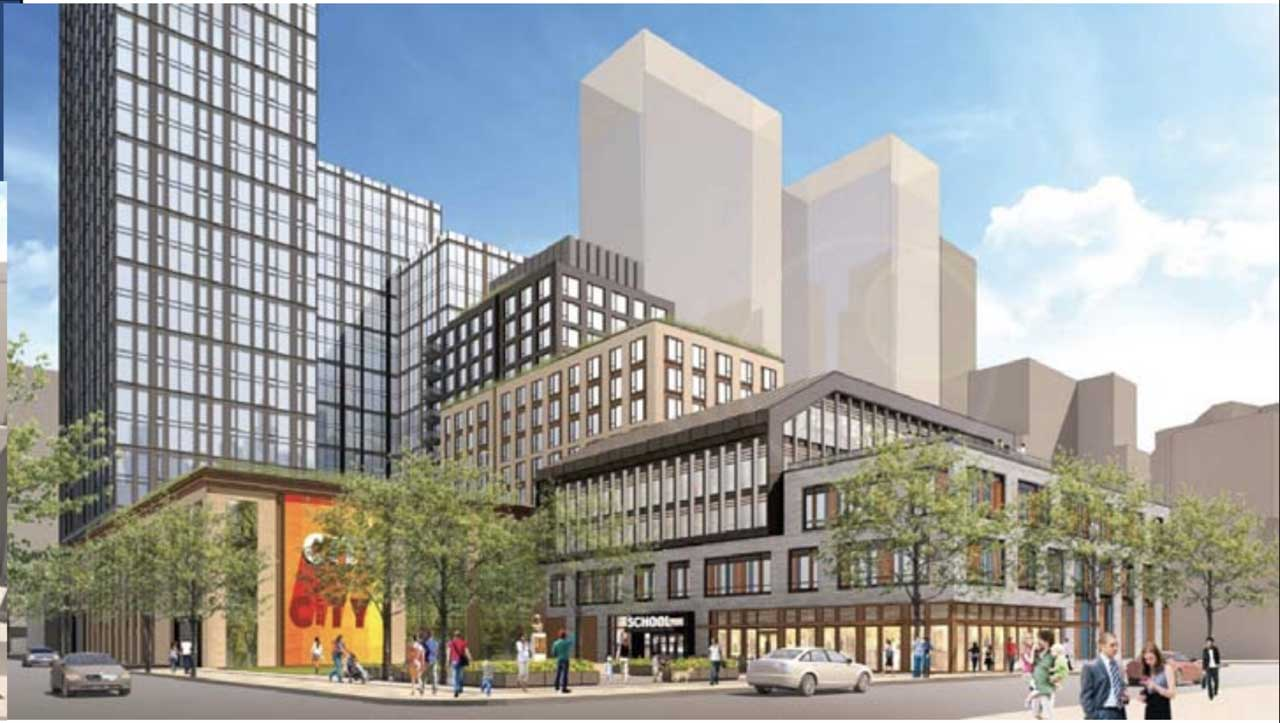 Laurel And Saddlewood Proposed Downtown Jersey City 2