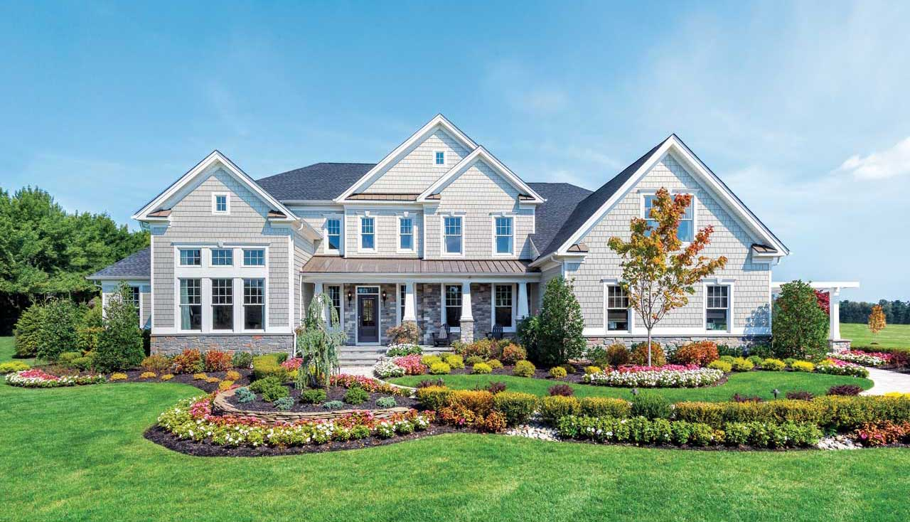 Toll Brothers Luxury Homes For Sale Orchard Ridge Bergen County Featured