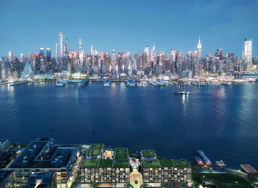 Weehawken 1800 Port Imperial 2