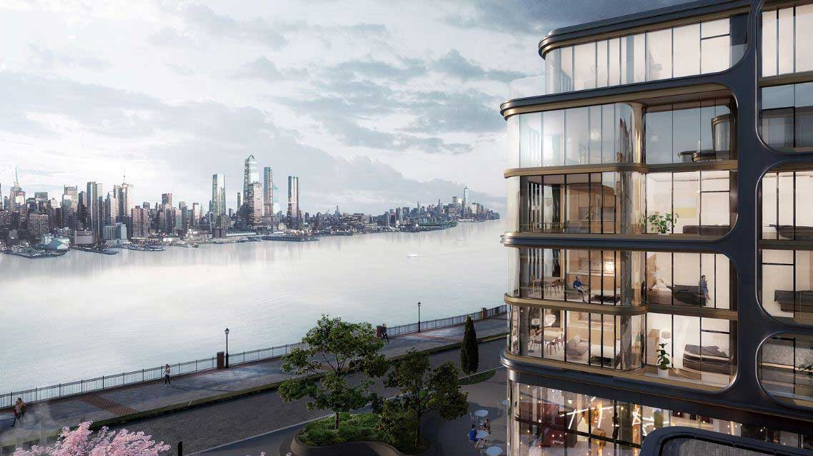 Weehawken 1800 Port Imperial 3
