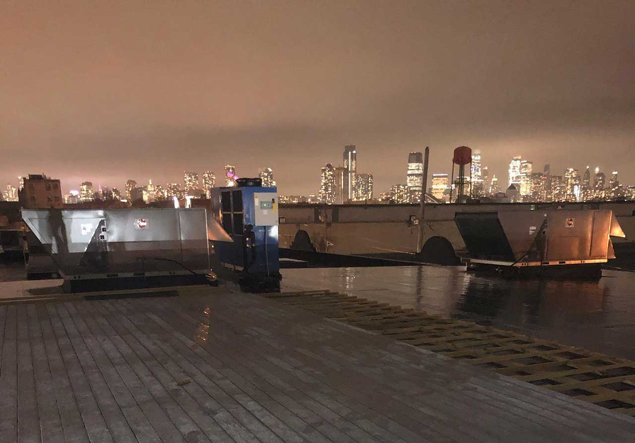 902 Brewing Jersey City Roof Deck Preview