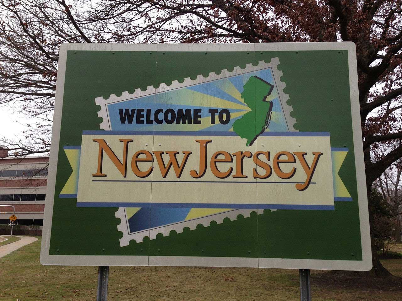 Welcome To New Jersey Wikimedia Commons