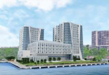 Atir Development Weehawken Approved Rendering
