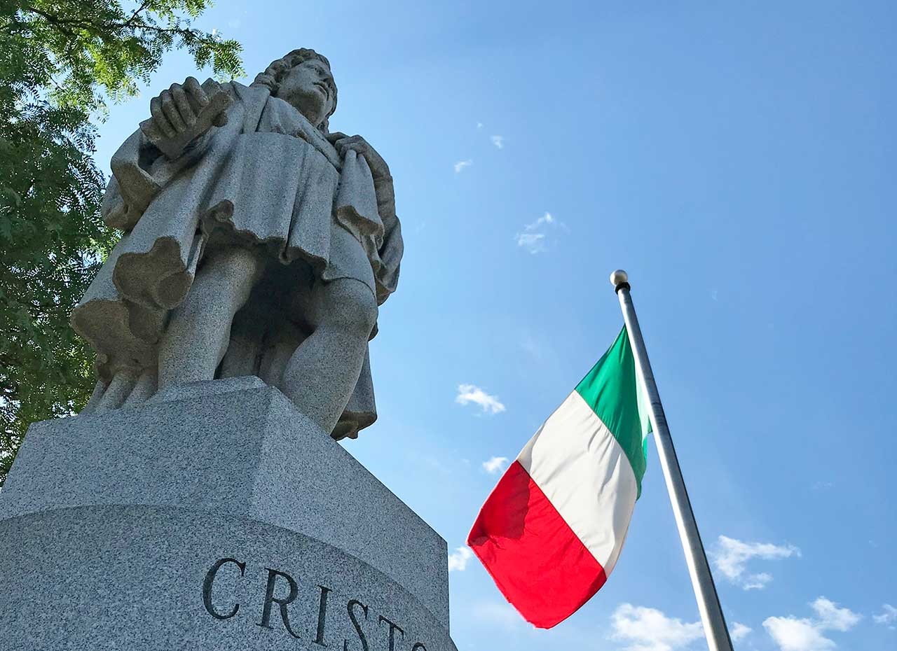 Christopher Columbus Statue Removed Newark Featured