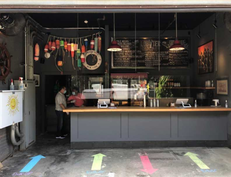 Lobster Garage Opens 201 Washington Street Jersey City