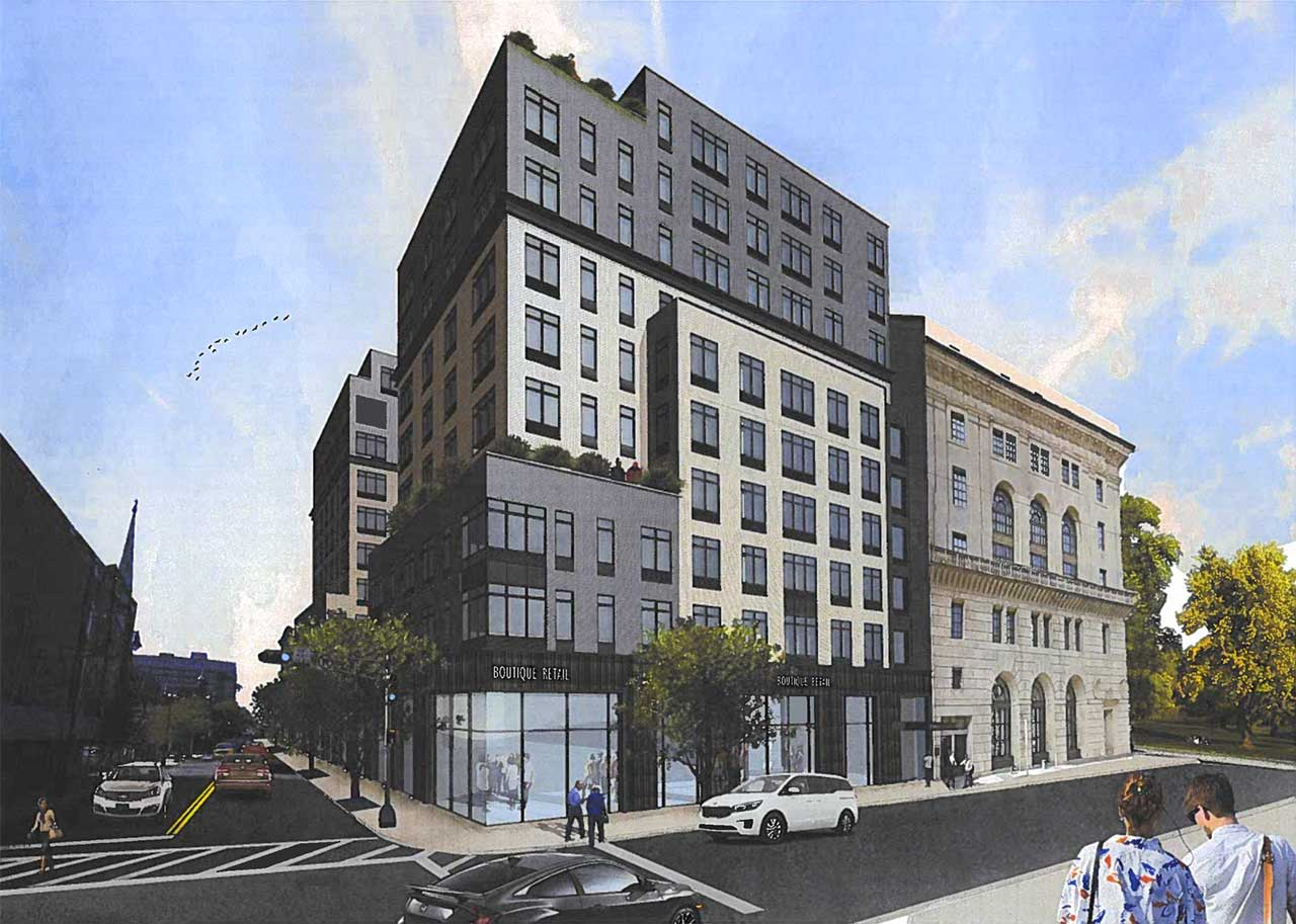 31 Central Ave Newark Development Rendering 1