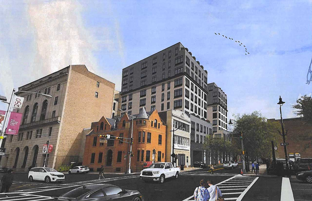 31 Central Ave Newark Development Rendering 3