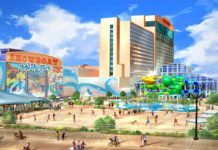 Showboat Waterpark Atlantic City New Renderings