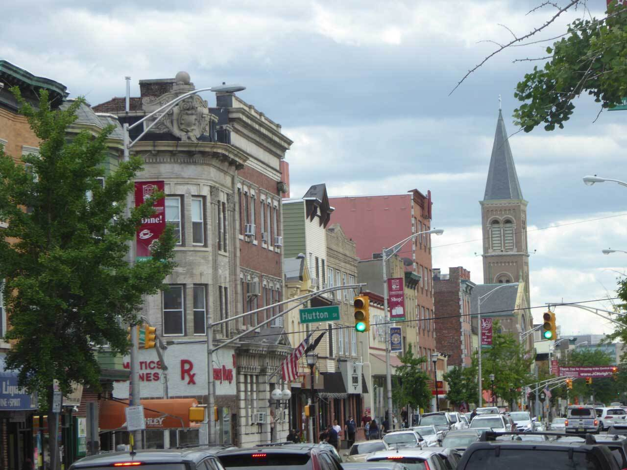The Heights Central Avenue Jersey City Upgrades