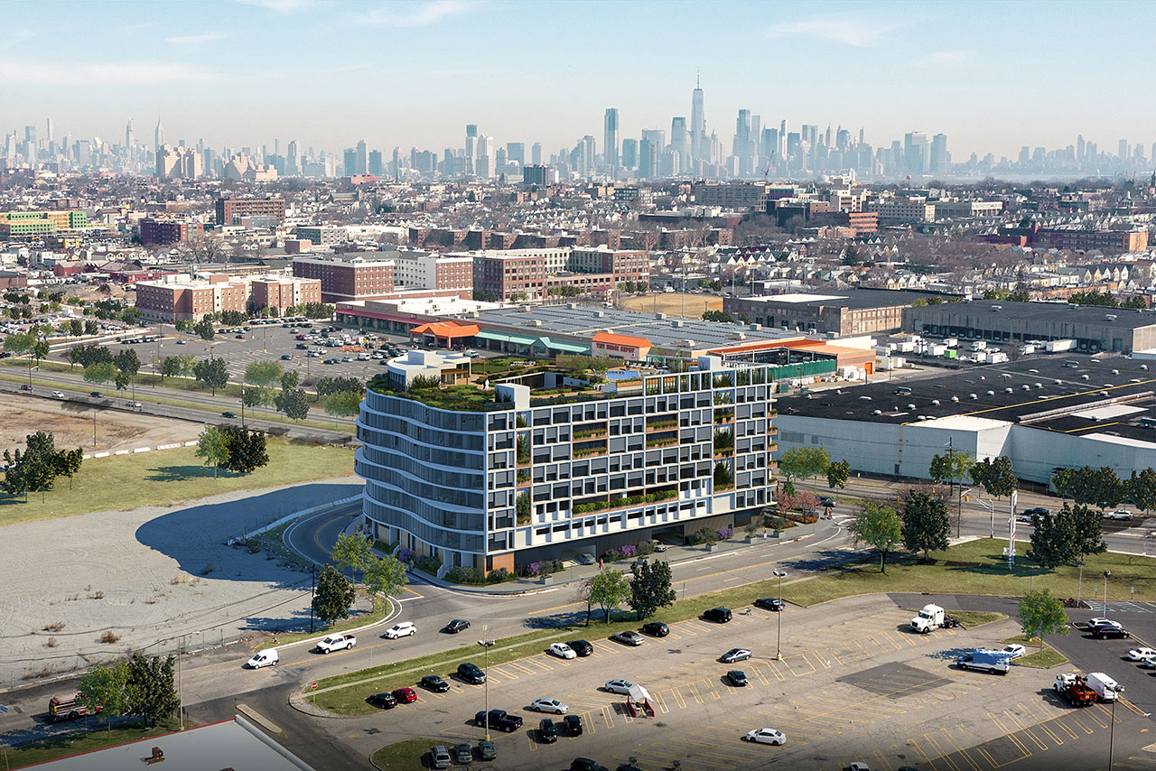 405 Route 440 Jersey City Rendering 1