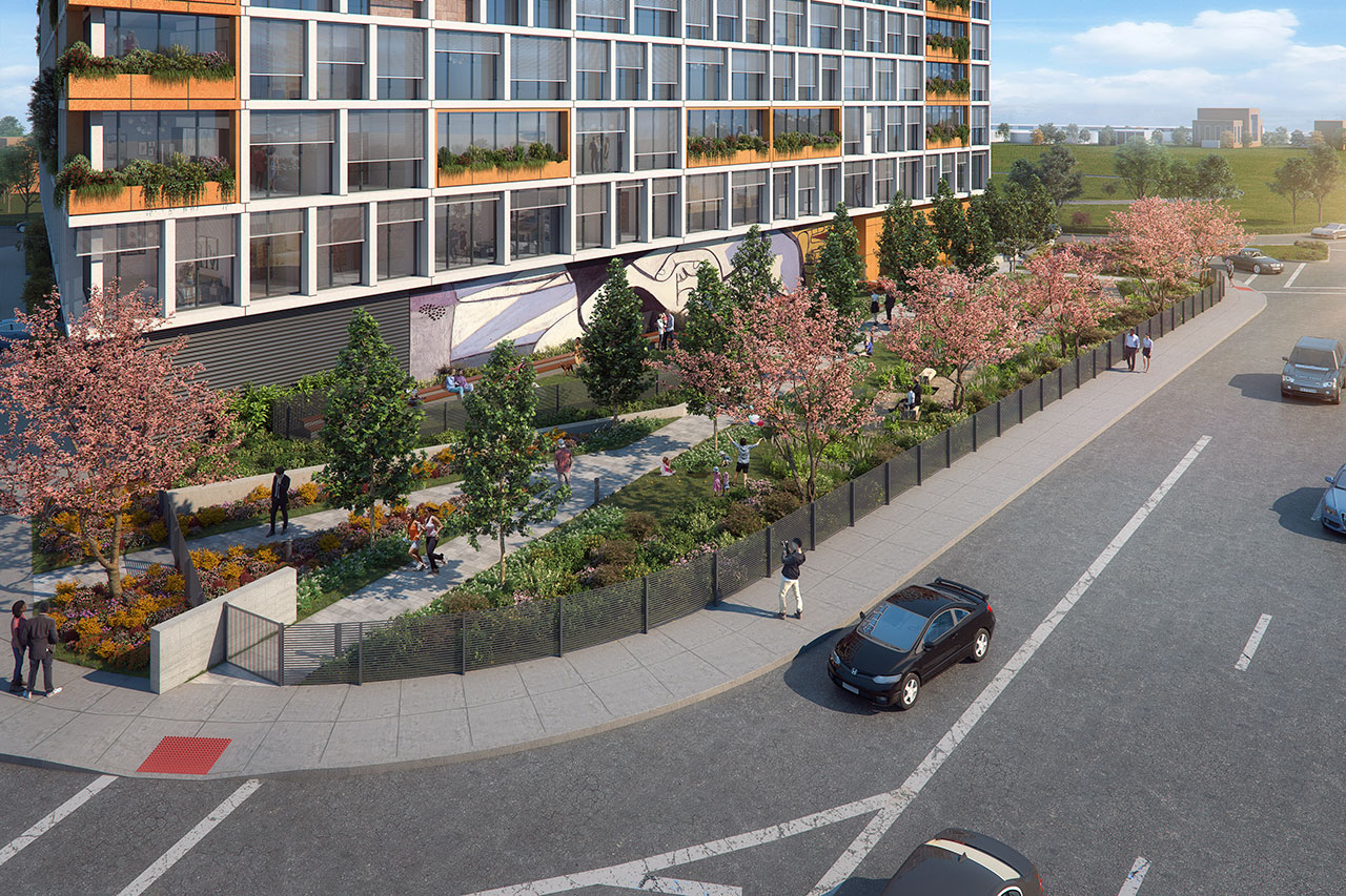 405 Route 440 Jersey City Rendering 3