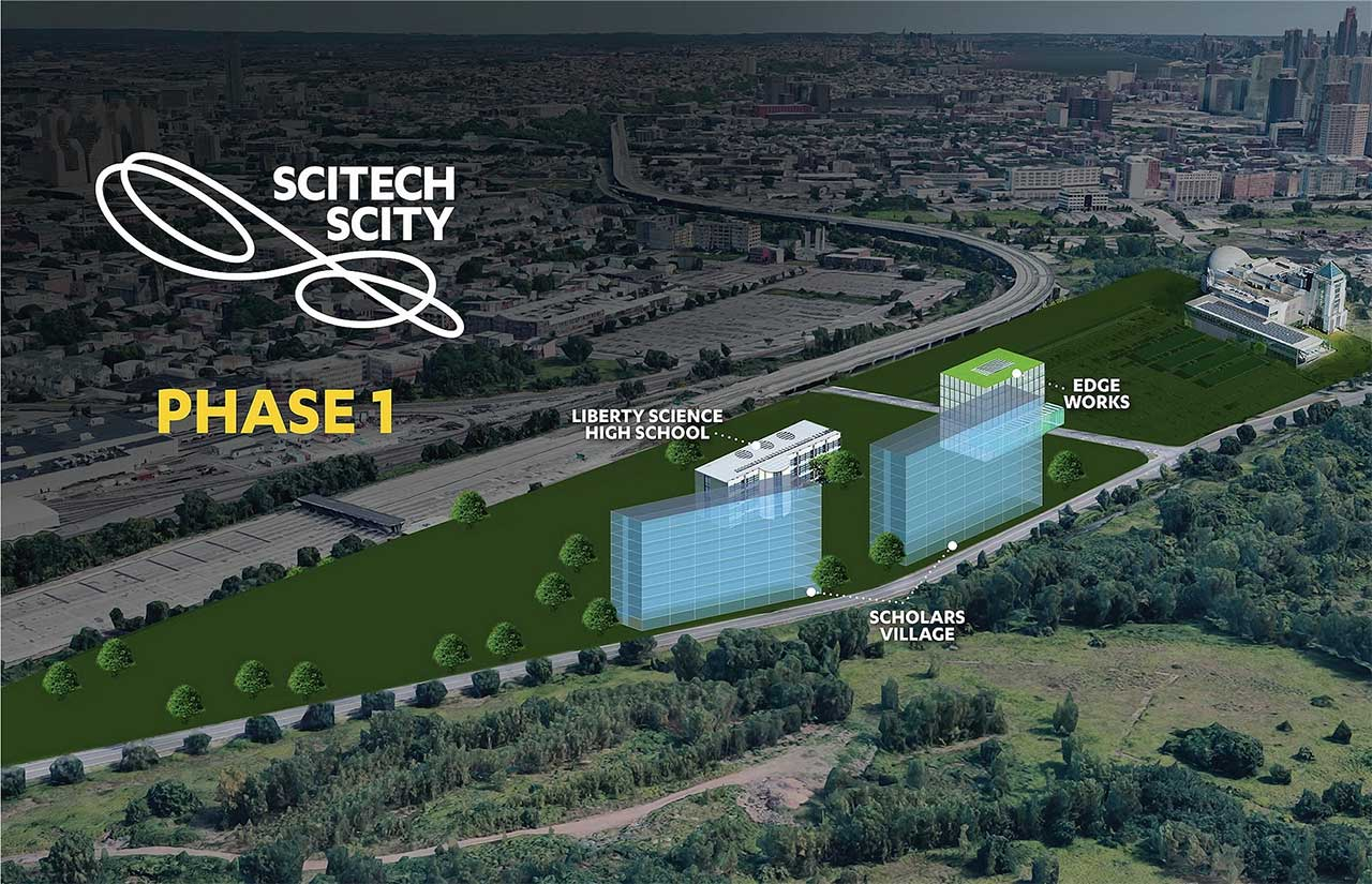Scitech Scity Jersey City Phase 1