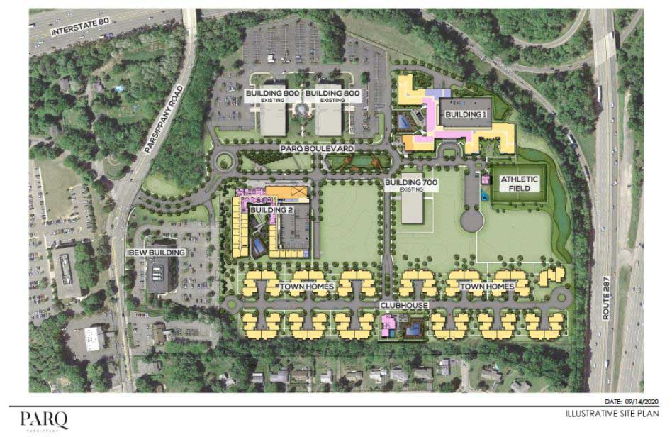 Parq Parsippany Phase 1 And 2 Approved 4